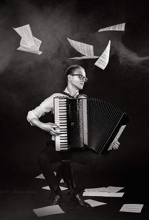 Laimonas Salijus-akordeonas