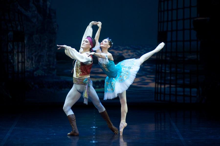 "Kazachstano teatro ""Opera Astana"" baleto trupė"